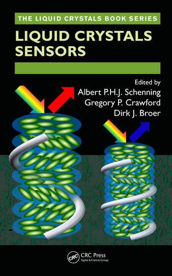 Liquid Crystal Sensors book cover