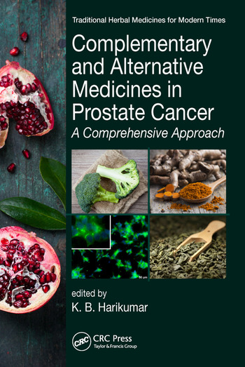 Complementary and Alternative Medicines in Prostate Cancer A Comprehensive Approach book cover