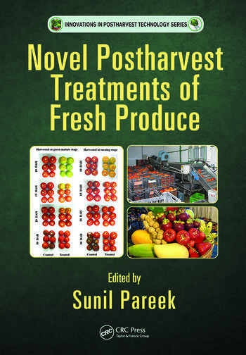 Novel Postharvest Treatments of Fresh Produce book cover