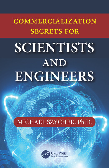 Commercialization Secrets for Scientists and Engineers book cover
