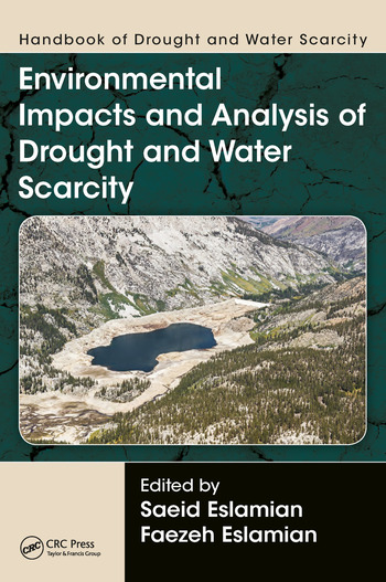 Handbook of Drought and Water Scarcity Environmental Impacts and Analysis of Drought and Water Scarcity book cover