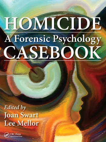 Homicide A Forensic Psychology Casebook book cover
