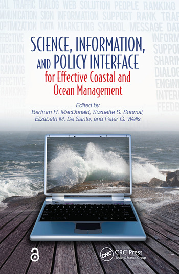 Science, Information, and Policy Interface for Effective Coastal and Ocean Management book cover