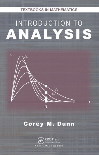 Introduction to Analysis book cover