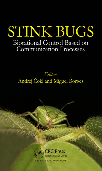 Stinkbugs Biorational Control Based on Communication Processes book cover