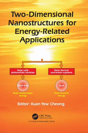 Two-Dimensional Nanostructures for Energy-Related Applications book cover