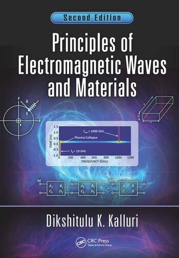 Principles of Electromagnetic Waves and Materials book cover