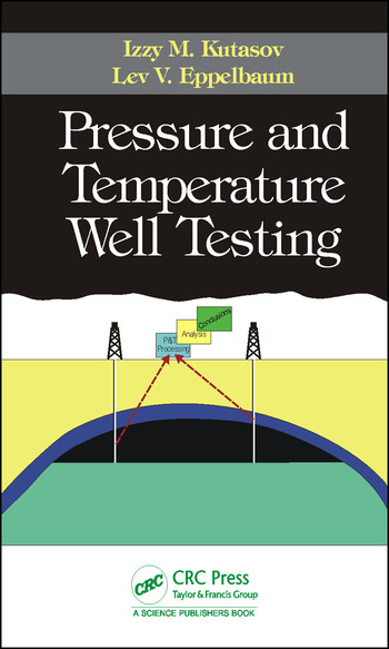 Pressure and Temperature Well Testing book cover