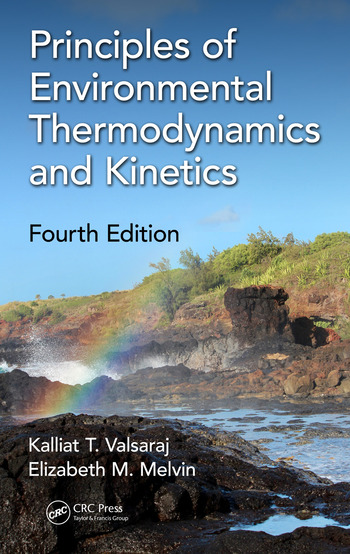 Principles of Environmental Thermodynamics and Kinetics book cover