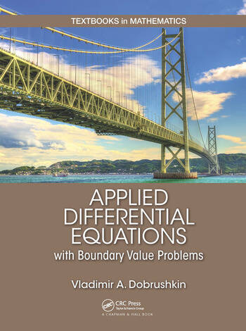 Applied Differential Equations with Boundary Value Problems book cover