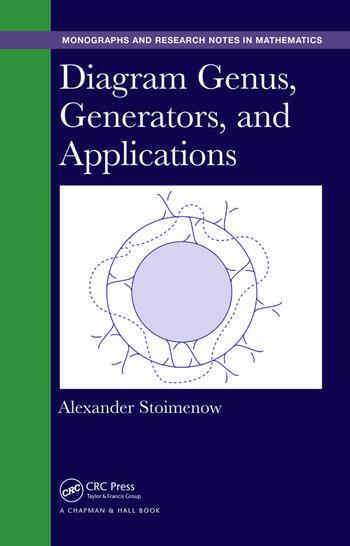 Diagram Genus  Generators  and Applications     CRC Press Book