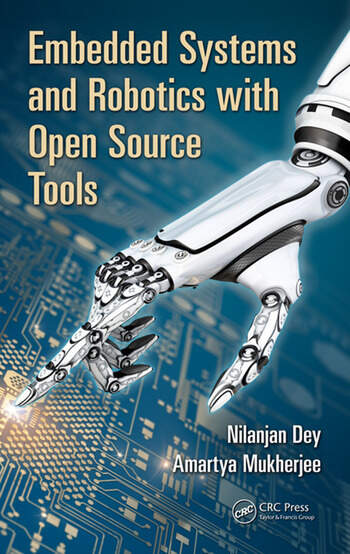Embedded Systems and Robotics with Open Source Tools book cover