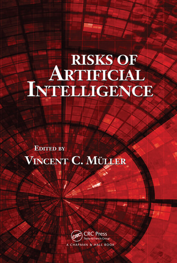Risks of Artificial Intelligence book cover