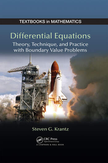 Differential Equations Theory,Technique and Practice with Boundary Value Problems book cover