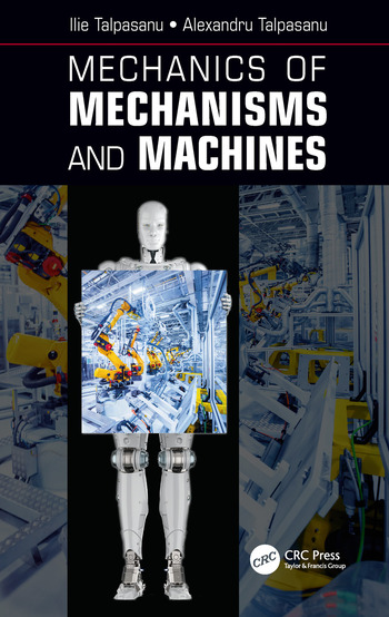Mechanics of Mechanisms and Machines book cover