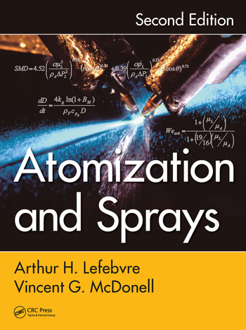 Atomization and Sprays book cover