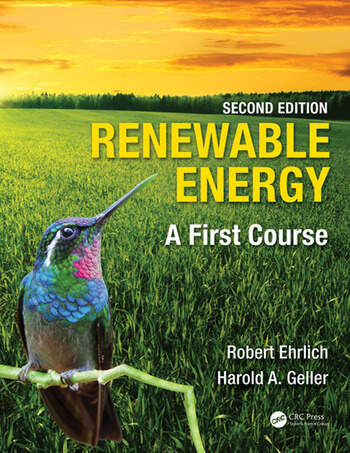 Renewable Energy, Second Edition A First Course book cover