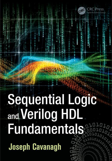 Sequential Logic and Verilog HDL Fundamentals book cover