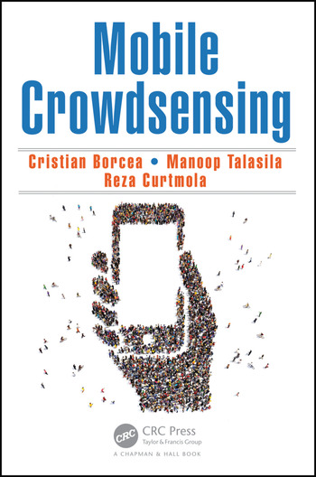 Mobile Crowdsensing book cover