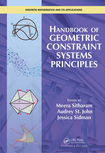 Handbook of Geometric Constraint Systems Principles book cover