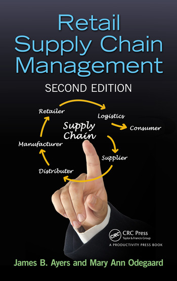 Retail Supply Chain Management, Second Edition book cover