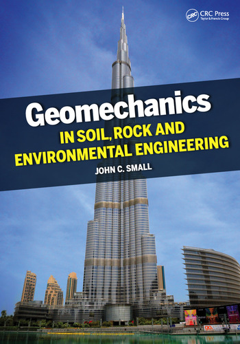 Geomechanics in Soil, Rock, and Environmental Engineering book cover
