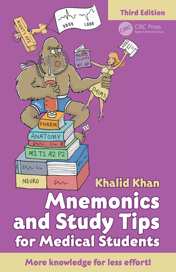 Mnemonics and Study Tips for Medical Students book cover