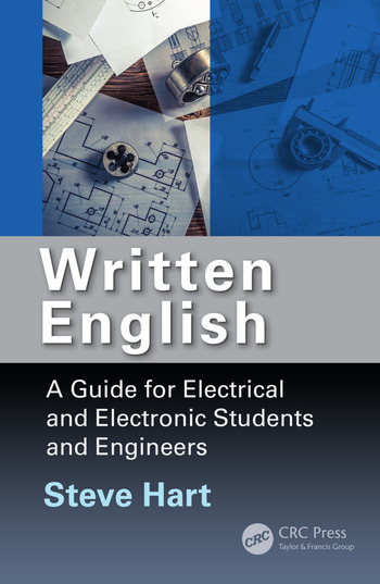 Written English A Guide for Electrical and Electronic Students and Engineers book cover