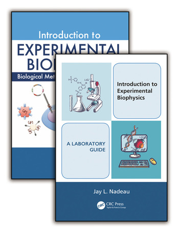 Introduction to Experimental Biophysics (Set) Textbook and Lab Manual book cover