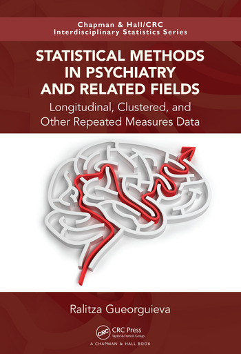 Statistical Methods in Psychiatry and Related Fields Longitudinal, Clustered, and Other Repeated Measures Data book cover