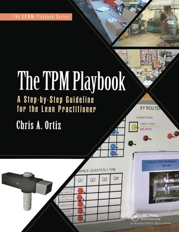 The TPM Playbook A Step-by-Step Guideline for the Lean Practitioner book cover