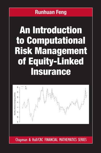 An Introduction to Computational Risk Management of Equity-Linked Insurance book cover
