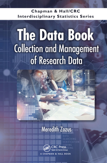 The Data Book Collection and Management of Research Data book cover