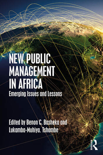 New Public Management in Africa Emerging Issues and Lessons book cover