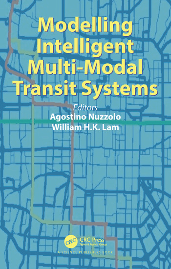 Modelling Intelligent Multi-Modal Transit Systems book cover