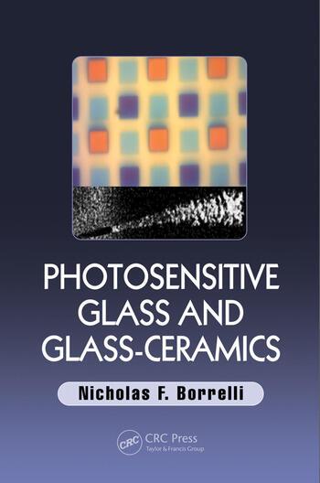 Photosensitive Glass and Glass-Ceramics book cover