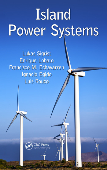 Island Power Systems book cover