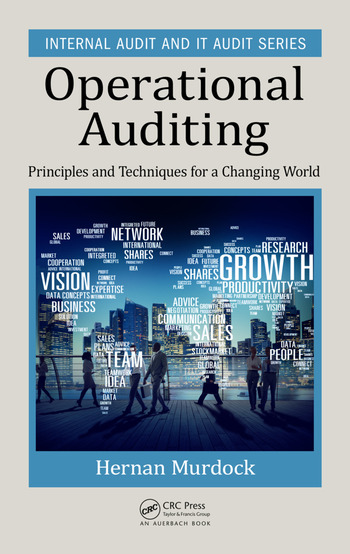 Operational Auditing Principles and Techniques for a Changing World book cover