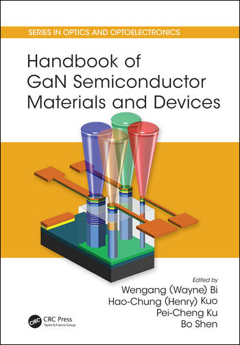 Handbook of GaN Semiconductor Materials and Devices book cover