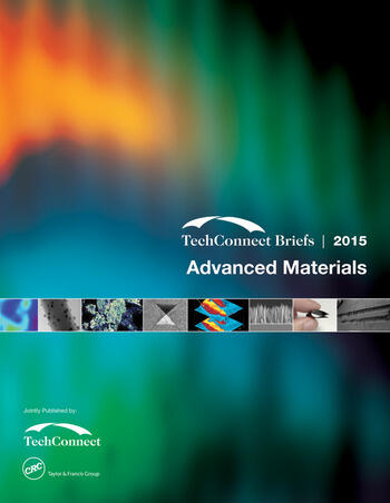 Advanced Materials TechConnect Briefs 2015 book cover