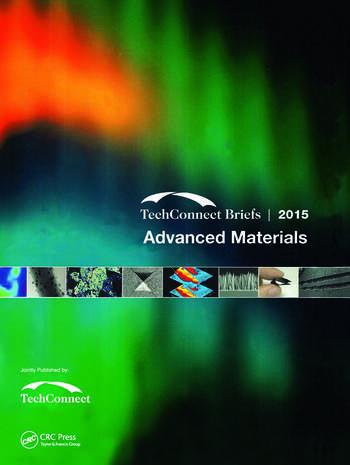 TechConnect Briefs 2015 - Four Volume Set book cover