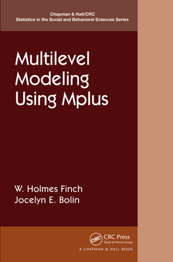 Multilevel Modeling Using Mplus book cover