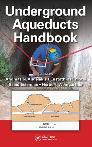 Underground Aqueducts Handbook book cover
