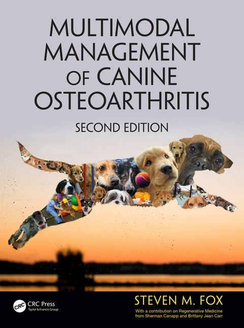 Multimodal Management of Canine Osteoarthritis, Second Edition book cover