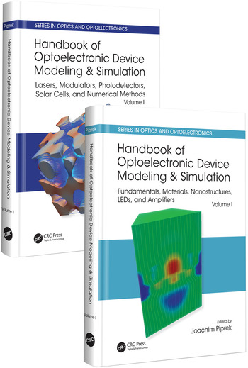 Handbook of Optoelectronic Device Modeling and Simulation - Two Volume Set book cover