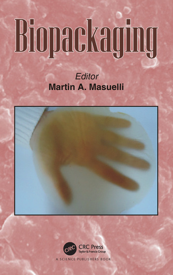 Biopackaging book cover