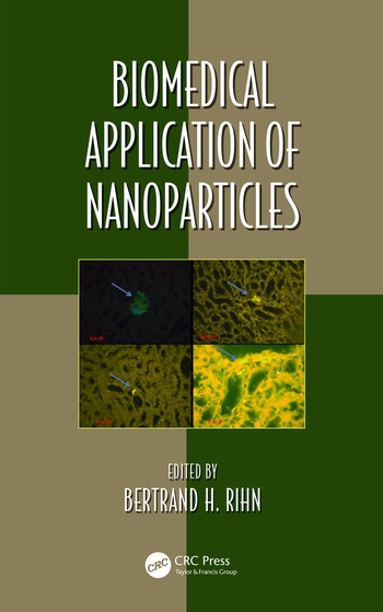 Biomedical Application of Nanoparticles book cover