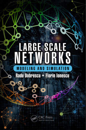 Large Scale Networks Modeling and Simulation book cover