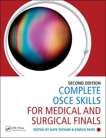 Complete OSCE Skills for Medical and Surgical Finals book cover