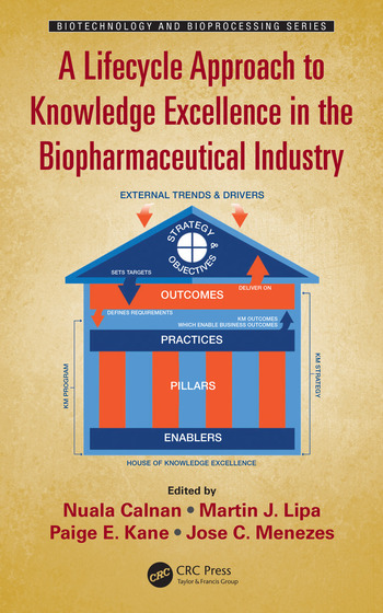 A Lifecycle Approach to Knowledge Excellence in the Biopharmaceutical Industry book cover